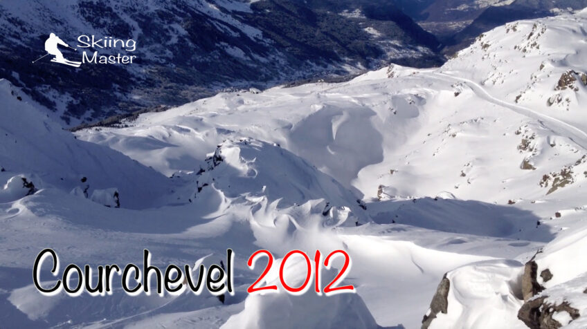 Франция Courchevel (Куршевель) 2012